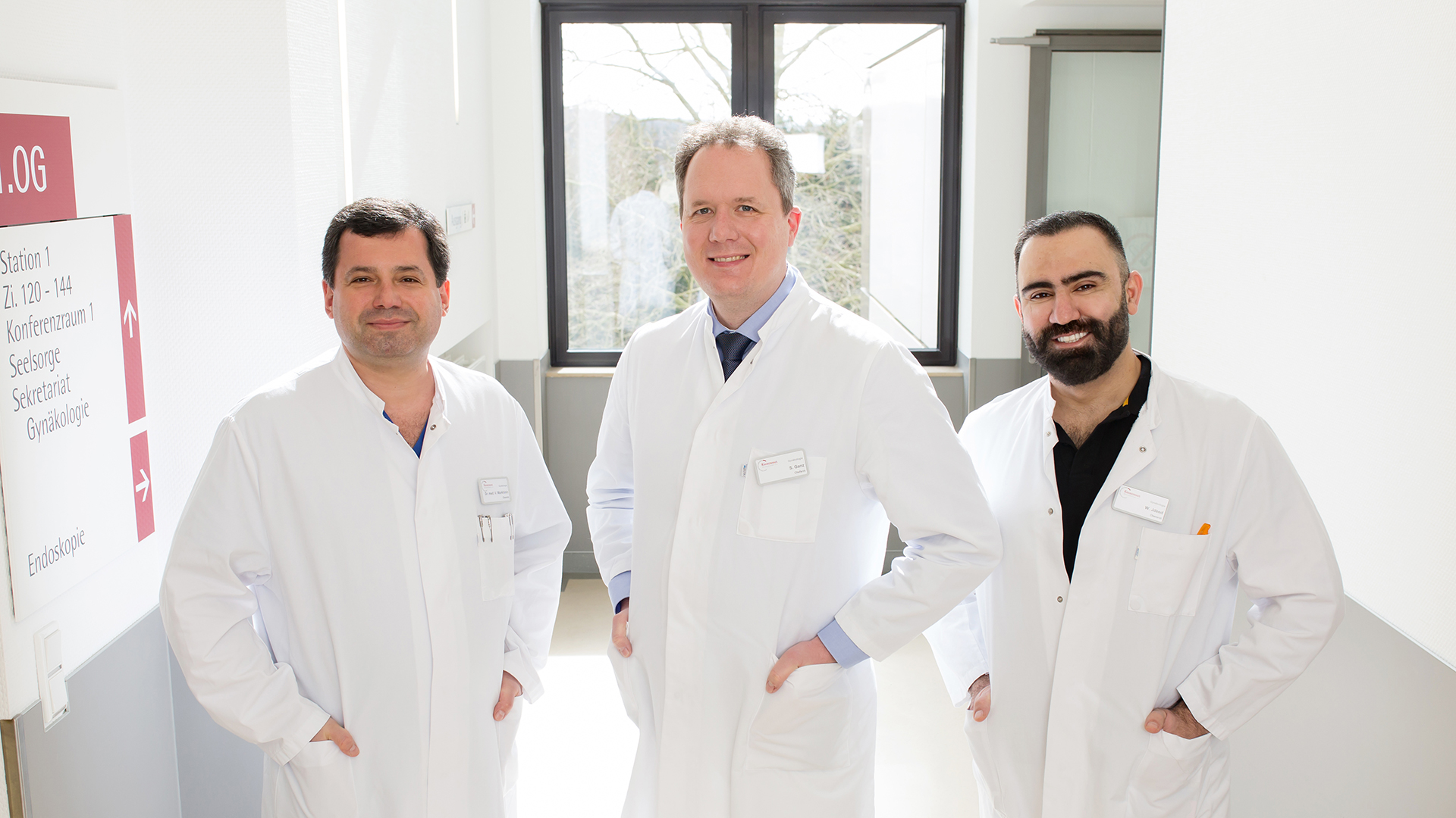 Krankenhaus Wermelskirchen GmbH - Medizin. Gynäkologie. Profil