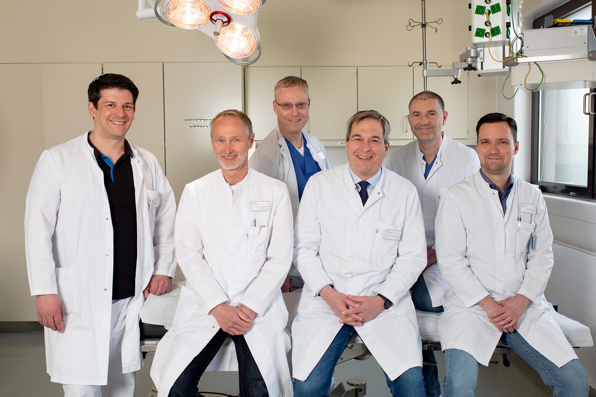 Krankenhaus Wermelskirchen GmbH - Medizin. Orthopädie ...